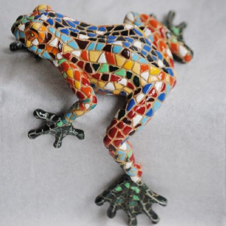 Barcino Designs Frogs